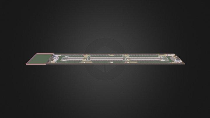 qatar_old.3DS 3D Model
