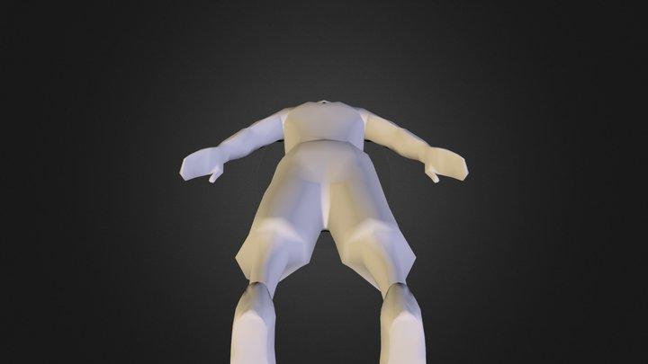 nodalej.obj 3D Model