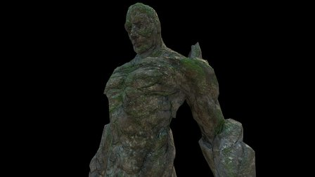 Forest Guardian 3D Model