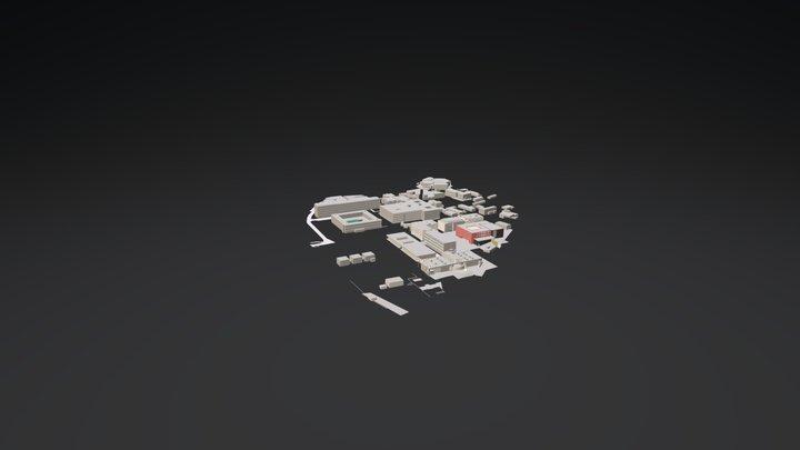 FAC Paul Va 3D Model