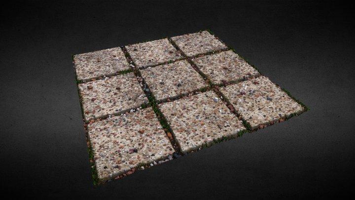 Slabs Substance 3D Model