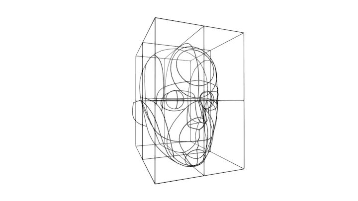 V3 Reilly 3D Model