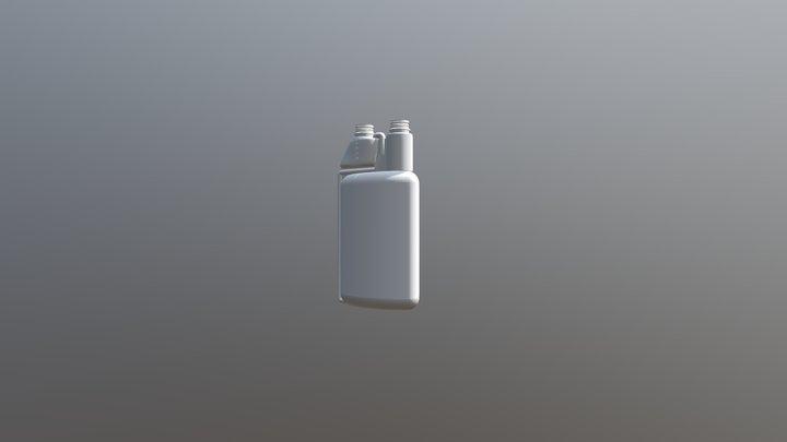 PourOn 1000ml 3D Model