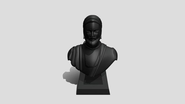 Chatrapati Shivaji Maharaj 3D Model