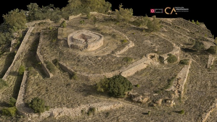 Torre De Foios / Lucena / Castellón / Spain 3D Model