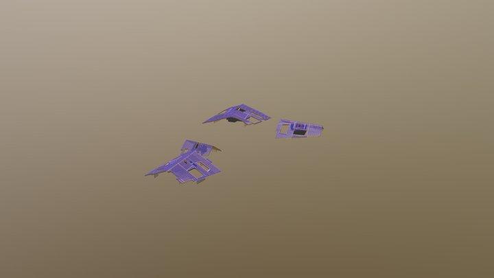 B6a_Takverk 3D Model