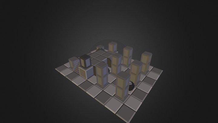 _1 3D Model