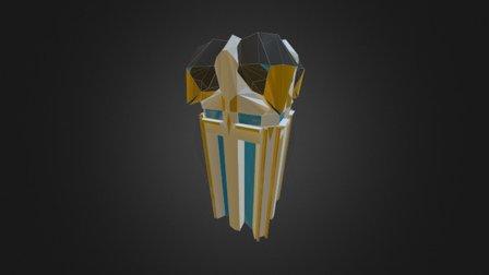 Amselturm 3D Model