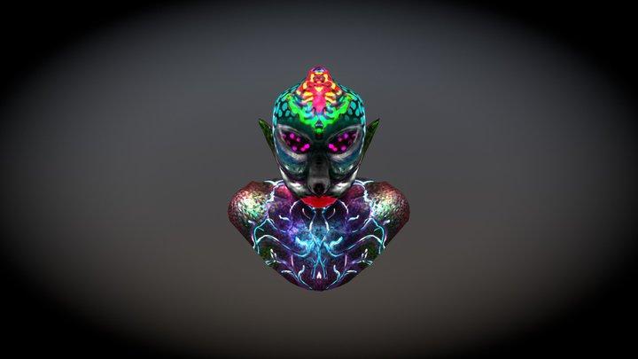 Glowito 3D Model