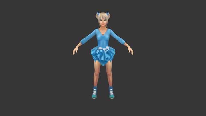 Dekor 3D Model