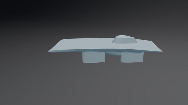 Aero 3D Model