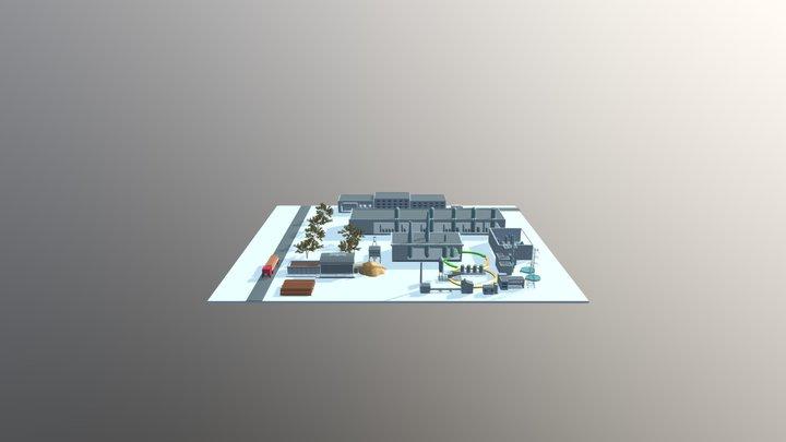 Plant_2 3D Model