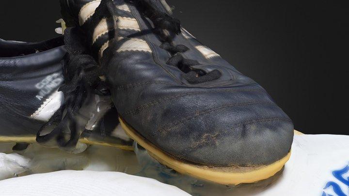 Business Shoes #3DST 3D Model