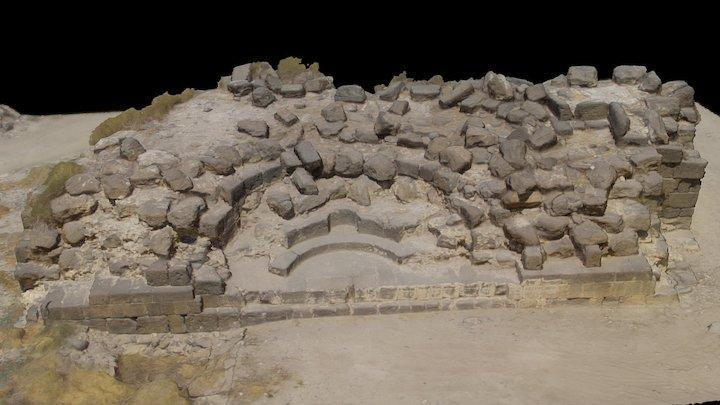 Hippos Kalybe 07.2016 3D Model