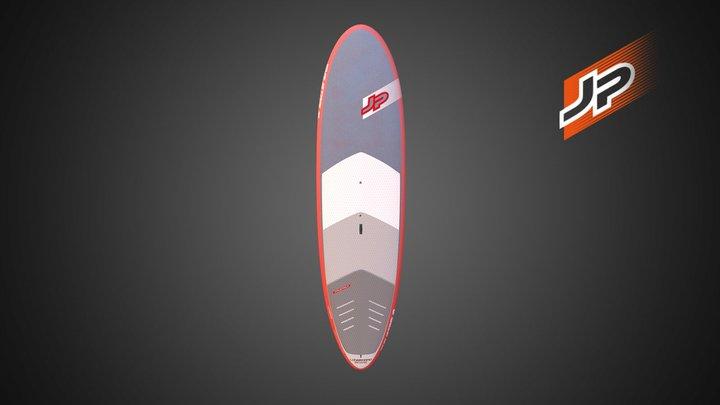 JP SUP Longboard PRO 2019 3D Model