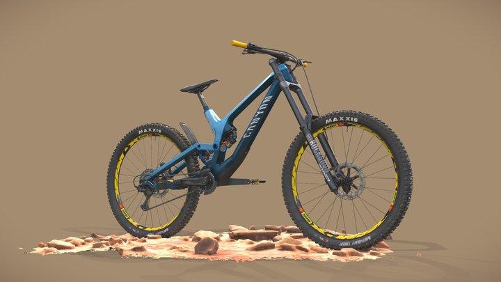 Canyon Sender CF 9.0 3D Model