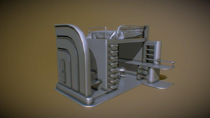 BunkLoft 3D Model