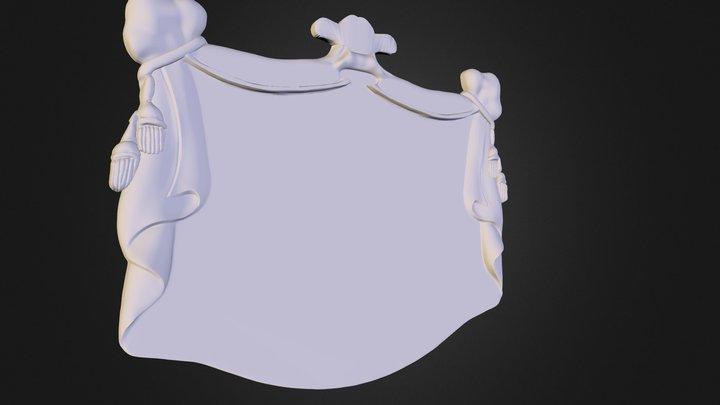 Buckle 3D Model