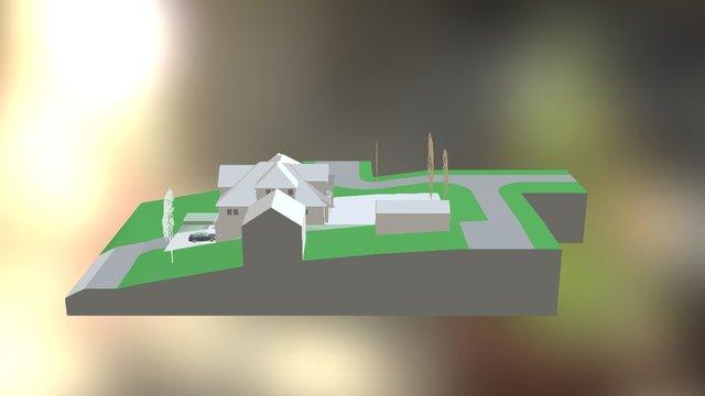 BOYD-FRICK 3D Model