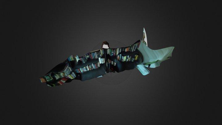 Kaz Test 2 3D Model