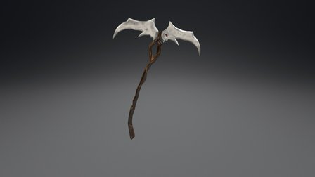 Arma Medieval 3D Model