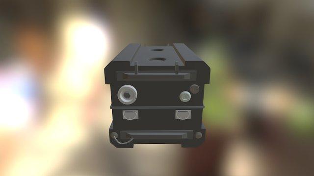 Weapons case 3D Model