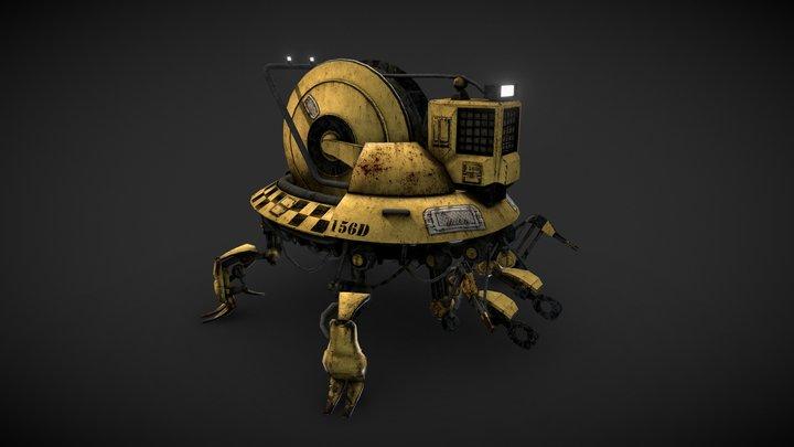Cableur 3D Model