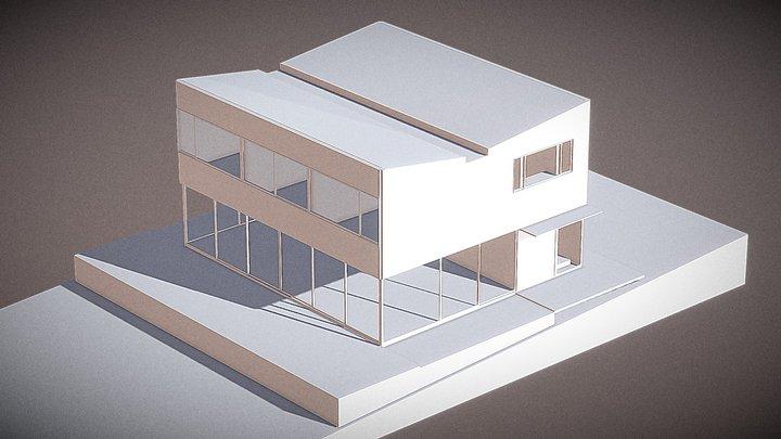 LAGOS E3 3D Model