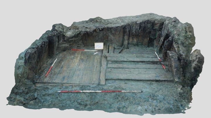 IEME03 Schuilplaats WO I (S.101-183) 3D Model