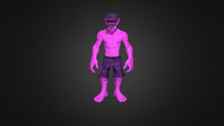 Zreognist Voidmaester 3D Model