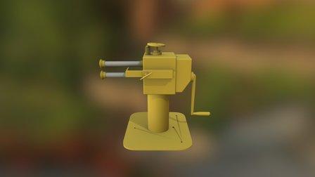 Maquina 6 3D Model