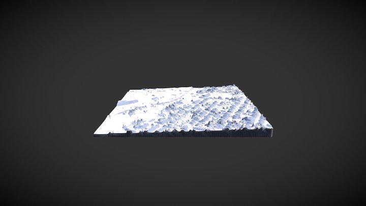 Tile 12 3D Model