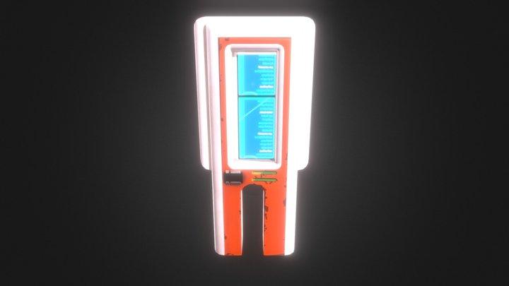 Emergency dash 3D Model