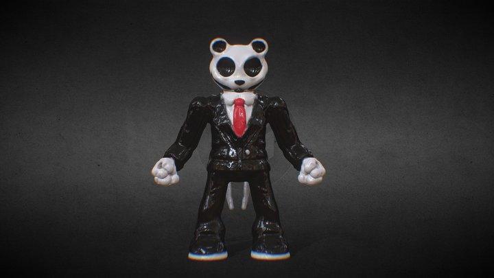 Jacob Jakushi 3D Model