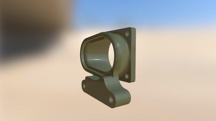 SC-inlet-03 3D Model