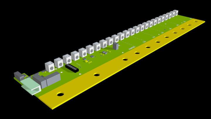 Monsol 1000 / 1500 Shunt 3D Model