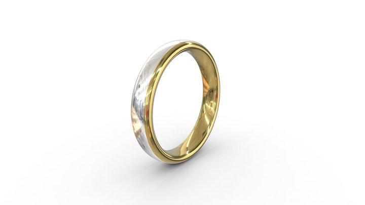 Ring 02 3D Model
