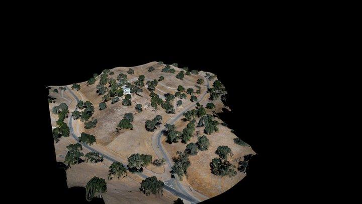 Clover Lane 3D Model
