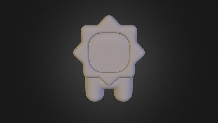 36.5_SUN 3D Model