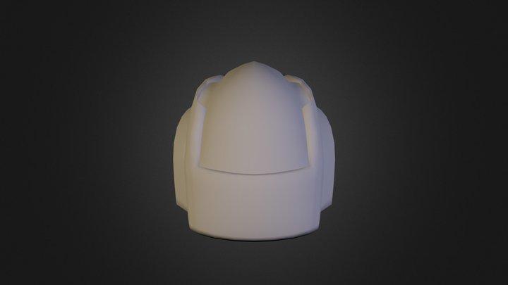 Orbithead 3D Model