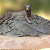 Zulu Monument at the Rorke's Drift battle site 3D Model
