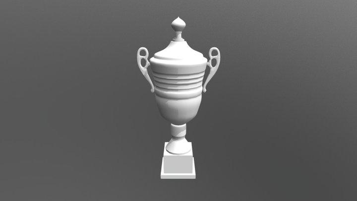 Trofeu 3D Model