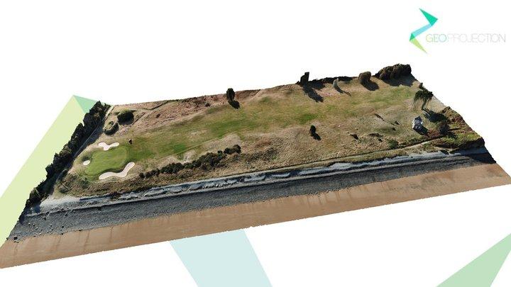 Golf - MNE - octobre 2018 3D Model