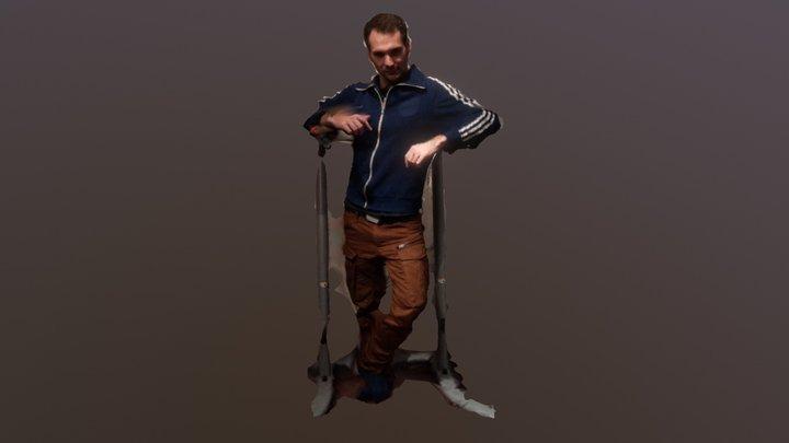 Georg_reallight 3D Model