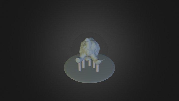 Nimbusaurus 3D Model
