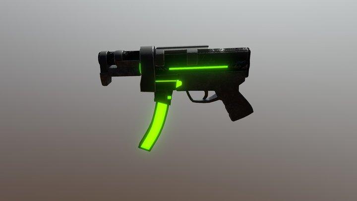 UMP 3D Model