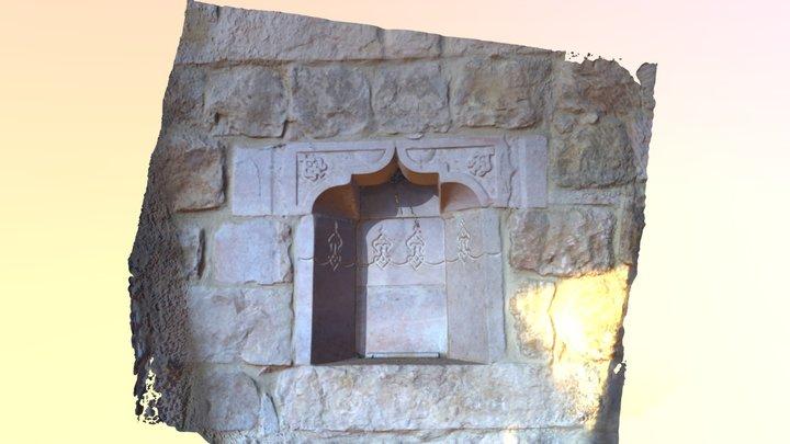 Islamic design derails 3D Model