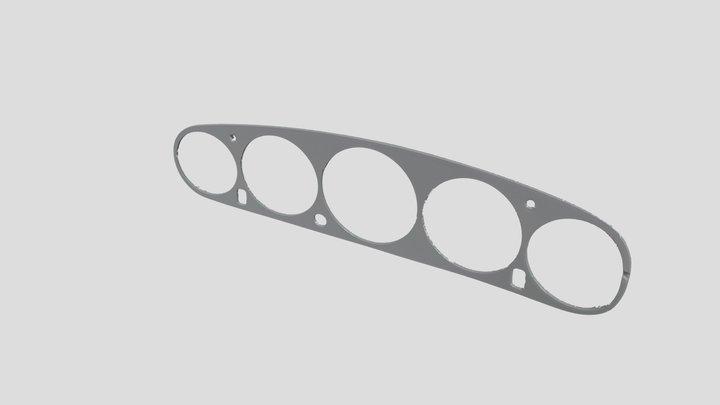 tacho 3D Model