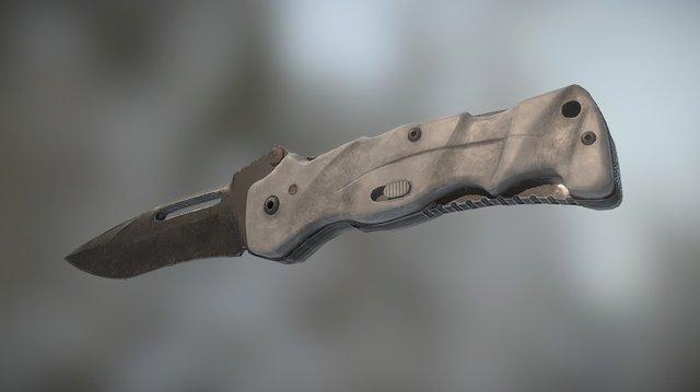Cutting Edge Technology 3D Model