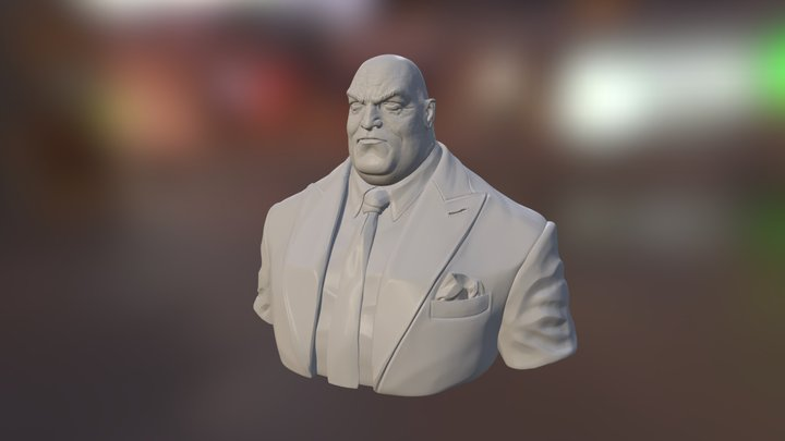 Kingpin 3D Model